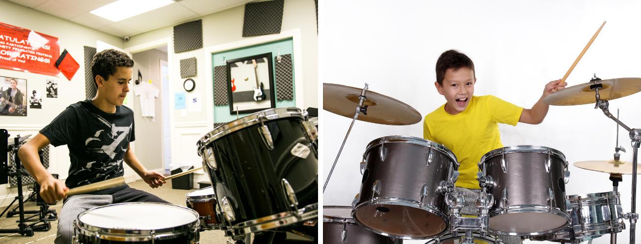 Drum Lessons in Gwinnett - LSSM - Lawrenceville & Suwannee Music